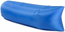 DWHJ Inflatable Recliner, Portable Air Sofa