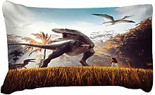 DWSM 3D Series Dinosaur Animal Bedding Set Men