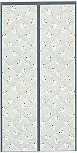 DWXN Cartoon Bear Pattern Curtain Thermal