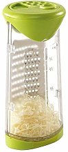 DX Kitchen Grater ABS Stainless Cheese Mincer