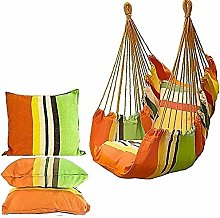 DX Pod Swing Chair Nook Tent Indoor Canvas Man and