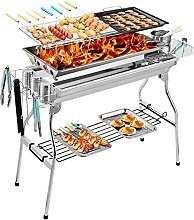 DXDHUB Barbecue Grill, Outdoor Barbecue with