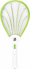 DXQDXQ Mesh Fly Swatter Zapper Racket Plug In
