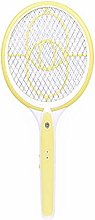 DXQDXQ Mesh Handheld Electric Bug Zapper Fly