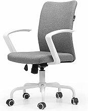DXXWANG Chair Home Fabric Computer Chair