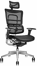 DXXWANG Chair Office Administrative Ergonomics