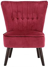 DXXWANG Cocktail Chair Small Oyster Scallop Shell