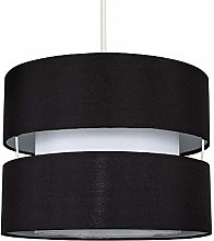 DXXWANG Modern Ceiling Pendant Lampshades Easy Fit