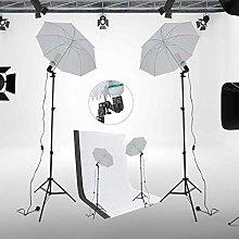 DXXWANG Photo Studio Continuous Umbrella Lighting