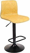 dxzsf Bar Stools Single Bar Swivel Bar Chair with