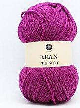 DY CHOICE Aran Knitting Yarn 400g With Wool 535 PEACH