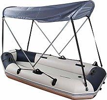 DyAn Inflatable Boat Kayak Sun Shelter Sailboat