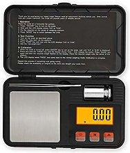 DYB High Precision Electronic Scale Portable Mini