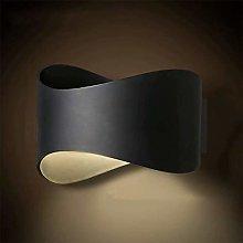 DYB Modern Hallway Stair Wall Lamp/Lamp Black