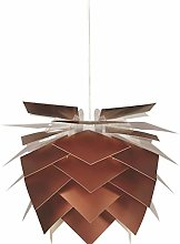 Dyberg Larsen Illumin Copper Look Hanging Pendant,