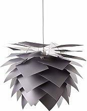 Dyberg Larsen Illumin Grey Hanging Pendant, 45 cm