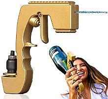 DYBITTS Champagne Squirt Gun Sprayer, Beer Gun