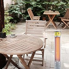 DYCLE Electric patio heater,Carbon fiber heating