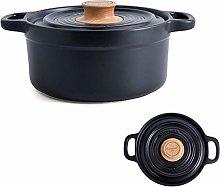 DYecHenG Casserole Pot Kitchen Non Stick Soup Pot