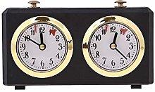 DYecHenG Chess Timer Retro Analog Chess Clock