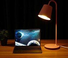 DYecHenG Desk Lamp Nordic Metal Bedside Lamp Night