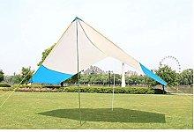 DYecHenG Hammock Tarp 4-8 People Outdoor Camping