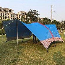 DYecHenG Hammock Tarp Large Outdoor Awning Tent