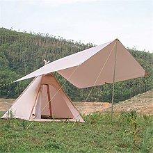 DYecHenG Tent Tarpaulin Camping High-End Luxury