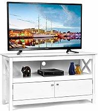 DYecHenG TV Cabinet Modern Freestanding TV Cabinet