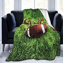 DYJNZK Sofa Bed Blankets Throw Beautiful Grassland