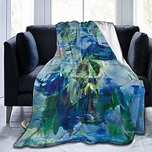 DYJNZK Sofa Bed Blankets Throw Water Reflection