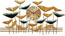 DYJXIGO Silent Wall Clock Modern Decoration Wall