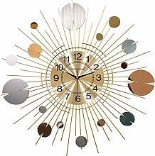 DYJXIGO Wall Clocks for Living Room Modern 3d