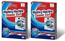 Dylon Washing Machine Cleaner: Two