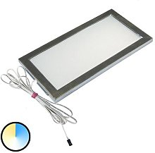 Dynamic LED Sky under-cabinet lamp stainless steel