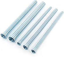 DyniLao 5 Piece Light Blue Zinc Plated Steel Wire