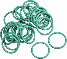 DyniLao Fluoride Rubber O-Rings, 22mm OD 18.2mm ID