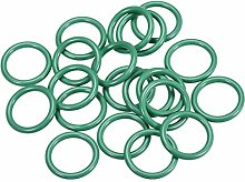 DyniLao Fluoride Rubber O-Rings, 27mm OD 20.8mm ID