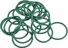 DyniLao Fluoride Rubber O-Rings, 35mm OD 30.2mm ID