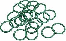 DyniLao Fluoride Rubber O-Rings, 41mm Outside