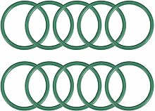 DyniLao Fluoride Rubber O-Rings, 44mm OD 37mm ID