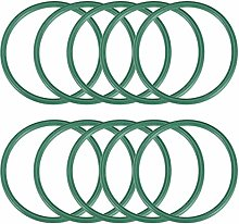 DyniLao Fluoride Rubber O-Rings, Outside Diameter
