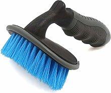 DyniLao Universal Blue Gray Plastic Nylon Wheel