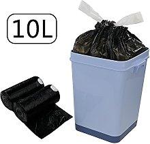 Dynko Small Bin Liners Bags, 10 Liter Drawstring