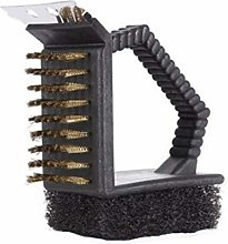 DYSCN Bbq Grill Cleaning Brush No-Bristle Grill