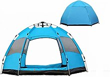 DYSND Pop Up Tent Beach Tent for 3-5 Man,