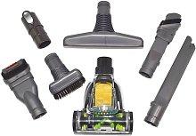 Dyson V6 Vacuum Cleaner Tool Set with Mini Turbo