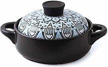 DYXYH Ceramic Casserole Soup Home High Temperature