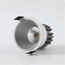 DZHT Dimmable Recessed Anti Glare COB LED