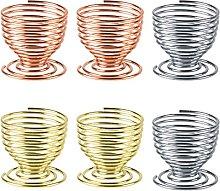 Dzmuero Egg Cup Egg Holder Spring Wire Egg Egg Cup